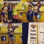 Leah Messer Cheerleading Competition