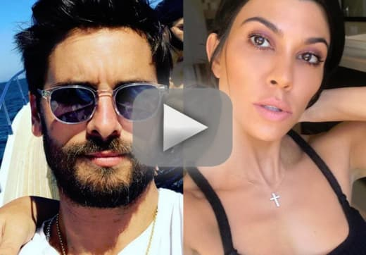 Scott disick totally over kourtney kardashian in love with sofia