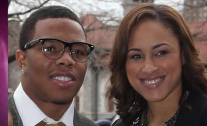 Ray Rice Marries Janay Palmer One Day After Indictment For Assaulting Her