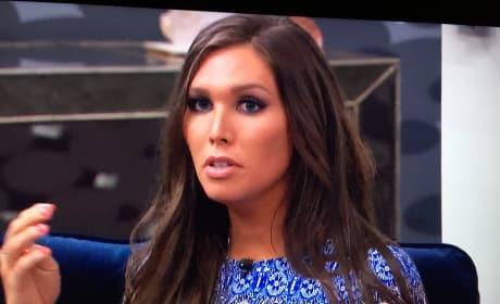 Audrey Middleton on Big Brother