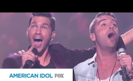 """Nick Fradiani and Andy Grammer - """"Back Home/Honey, I'm Good"""""""