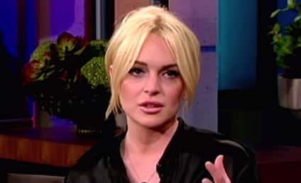 Lindsay Lohan Shoots Down Drug Video Report