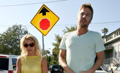 Britney Spears, Jason Trawick Picture