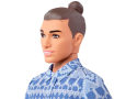 Twitter Can't Handle This Man Bun on Ken
