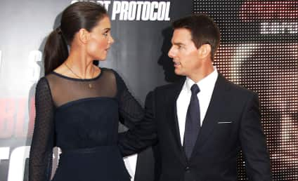 "Tom Cruise to File For Divorce After Katie Holmes ""Plays the Media,"" Lawyer Claims"