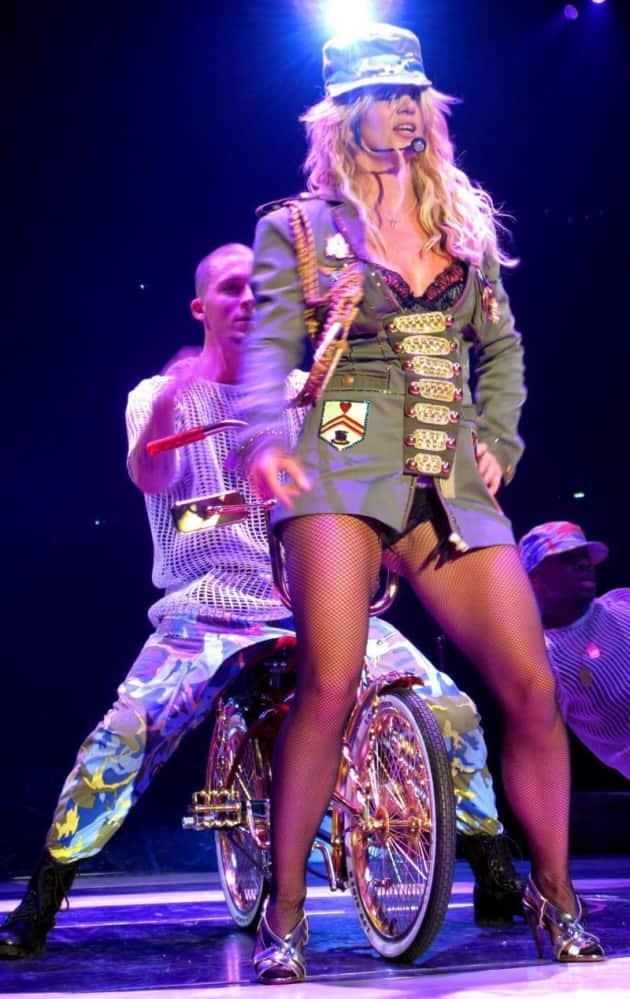 Britney Spears in Concert