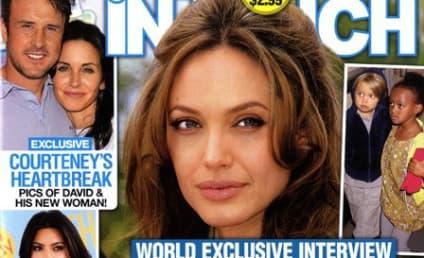 Fake Nanny: Angelina Jolie Lets Maddox Swear, Drive Cars, Drink Wine