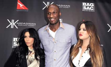 Kris Jenner Attempts to Cash in On Lamar Odom, Pisses Off Khloe Kardashian