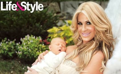Kim Zolciak Baby Photo: Meet Kash Kade!