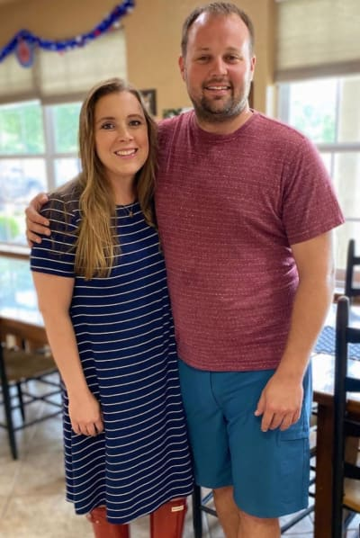 Anna, Josh Duggar Photo Together