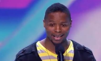 Daryl Black: A Gym Class Hero on The X Factor