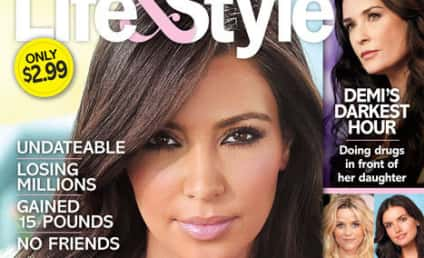 Is Kim Kardashian on the Verge of a Breakdown?