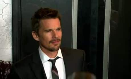 Ethan Hawke Discusses Marriage Regrets