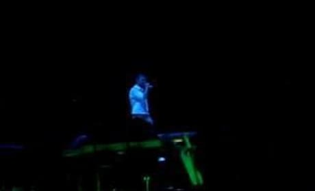 "Justin Timberlake Goes ""Crazy"""