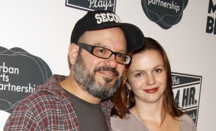 David Cross and Amber Tamblyn: Engaged!
