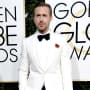 Ryan Gosling at the Globes