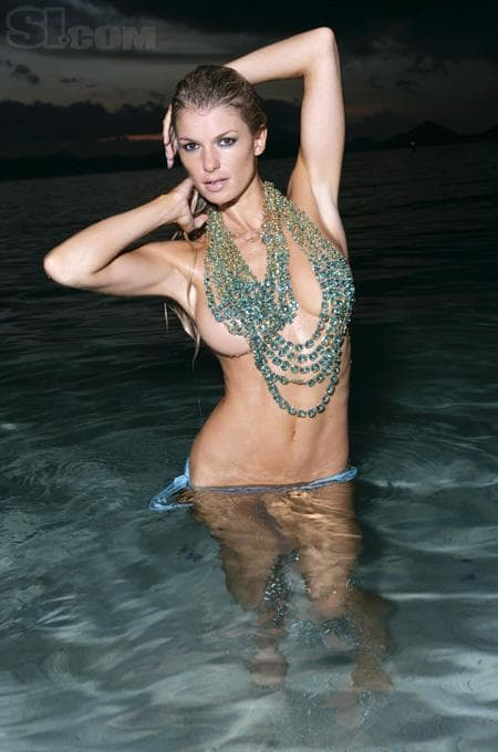 Marisa miller body paint nude opinion you
