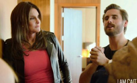 """Scott Disick Dubbed """"Honorary Trans Woman"""" on I Am Cait"""