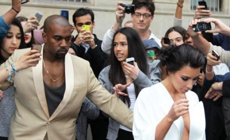 Kim Kardashian: Miserable on Honeymoon!