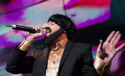 Macklemore Defends Concert Costume Against Accusations of Anti-Semitism