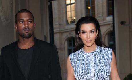 Kanye Keeping Kim Kardashian Captive?