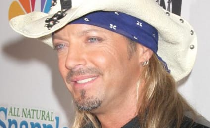 Bret Michaels Expresses Shock, Thrill Over Celebrity Apprentice Title