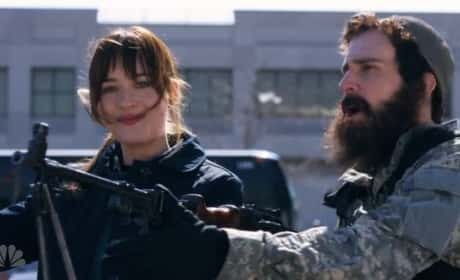 Dakota Johnson ISIS Commercial