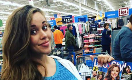 Jessa Duggar Baby Bump Number One Photo