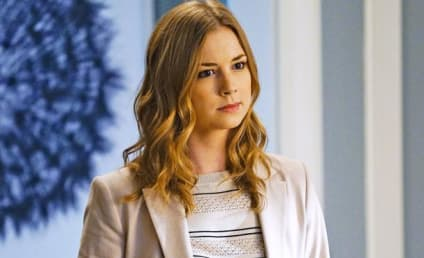 Revenge: Axed by ABC!