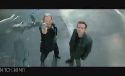 R.I.P.D. Trailer: Ryan Reynolds and Jeff Bridges Hunt Undead Souls