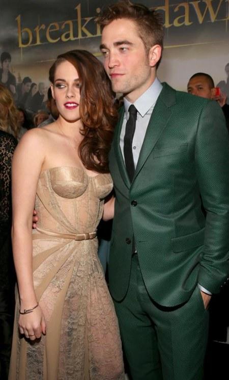 Kristen Stewart, Robert Pattinson Photograph