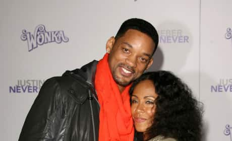 Do you believe that Jada cheated on Will Smith?