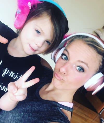 Mackenzie McKee and Child