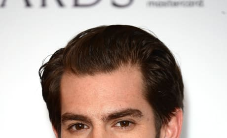 Andrew Garfield in a Tux