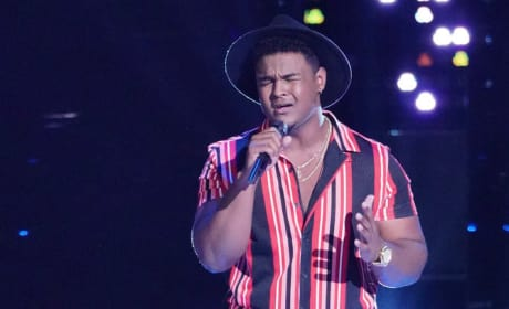 DeAndre Nico on The Voice