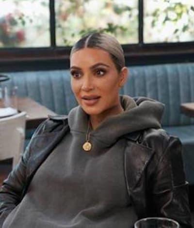 Kim Kardashian on Keeping
