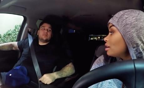 Rob & Chyna First Look