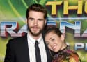 Miley Cyrus Strips Down, Sends Liam Hemsworth Steamy Valentine's Day Video
