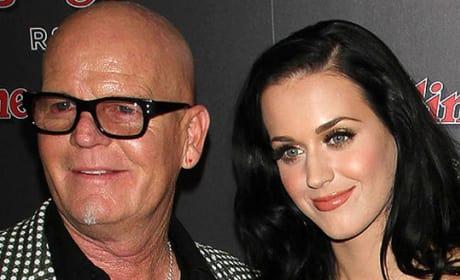 Katy Perry, Dad