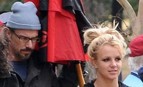 Britney, Jason Photo