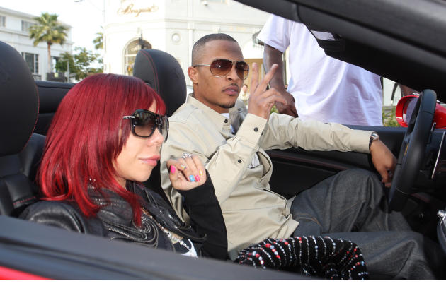 T.I. and Wife