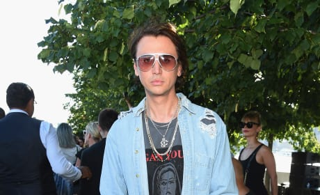 Jonathan Cheban Yeezy Season 4 Fashion Show