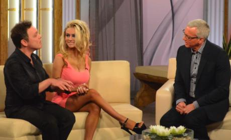 Courtney, Doug and Drew