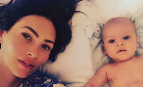 Megan Fox, Baby