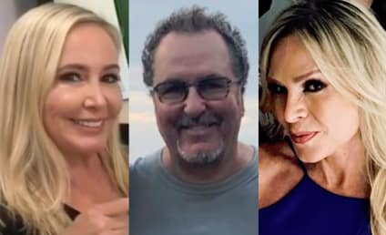 Jim Bellino to Tamra Judge: Turn Over Those Secret Text Messages or You're GONNA PAY!