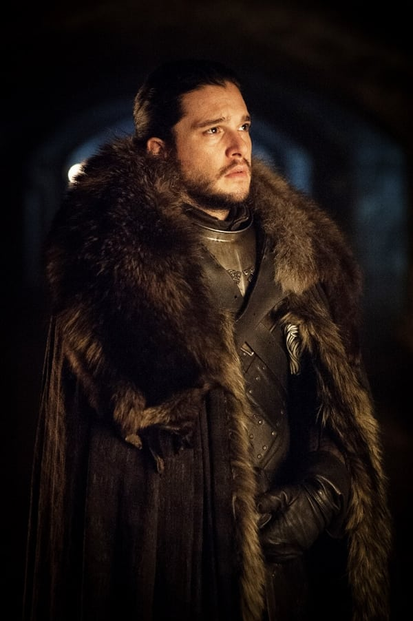 Jon Snow Fo' Sho'