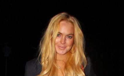 Breaking News: Lindsay Lohan Takes a Hint!