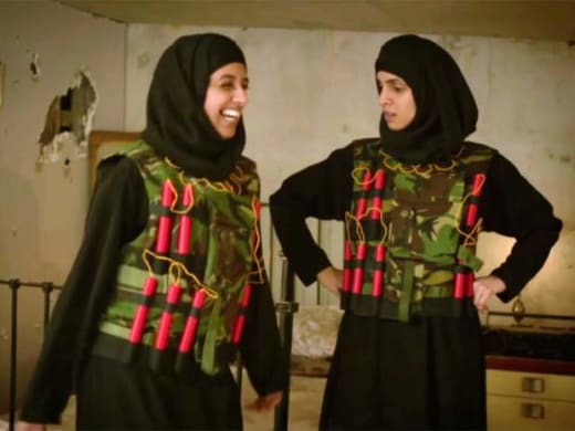 Real Housewives of ISIS Photo