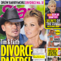Star Magazine: Faith Hill & Tim McGraw Divorce