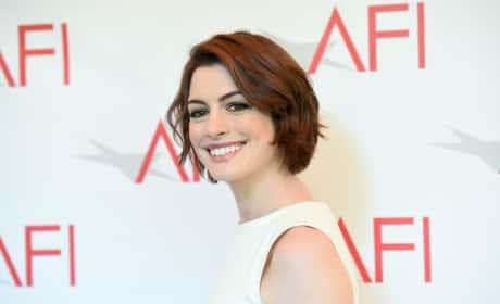 Anne Hathaway Smile